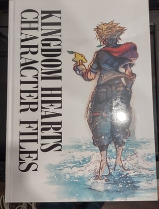 Picture of KINGDOM HEARTS CHARACTER FILES HC (C: 0-1-2)