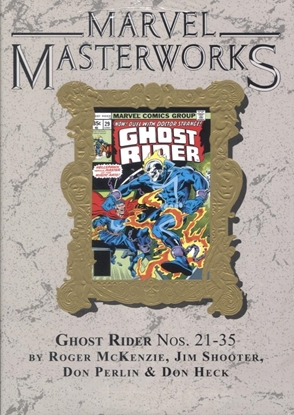 Picture of MMW GHOST RIDER HC VOL 03 DM VAR ED 313