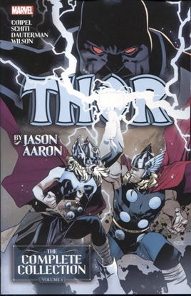 Picture of THOR BY JASON AARON COMPLETE COLLECTION TP VOL 04