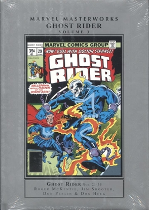 Picture of MMW GHOST RIDER HC VOL 03