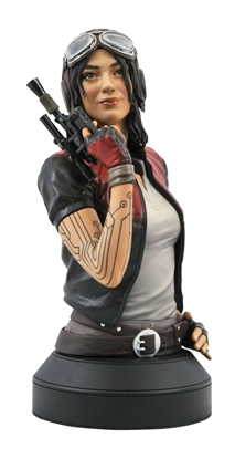 Picture of STAR WARS COMIC DOCTOR APHRA 1/6 SCALE BUST